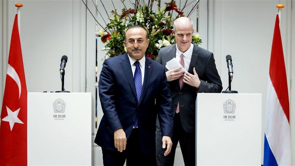 Minister Stef Blok (Buitenlandse Zaken) heeft de zaak vandaag besproken met de Turkse minister.