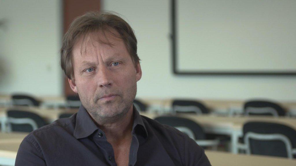 Wim Faber, de vader van Anne