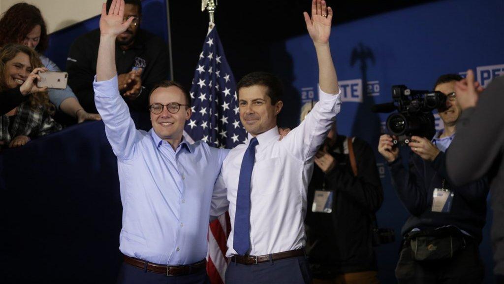 Buttigieg is de eerste openlijk homoseksuele presidentskandidaat in de Amerikaanse geschiedenis.