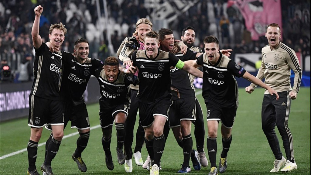 Champions League winnen