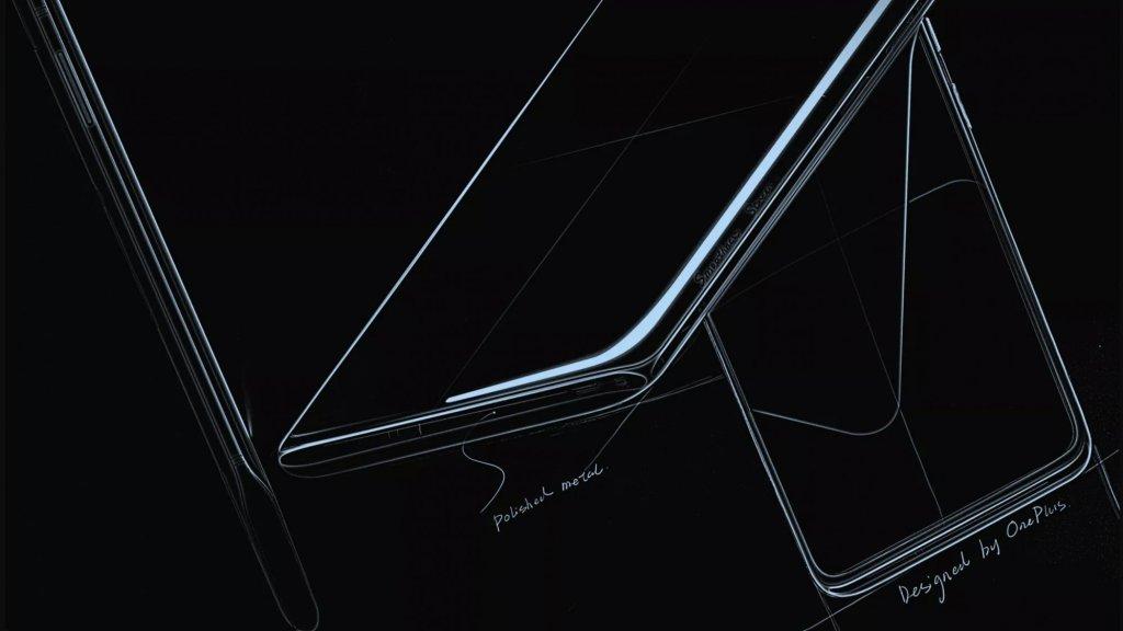 Schets van OnePlus 7