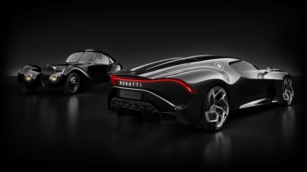 De Bugatti La Voiture Noire