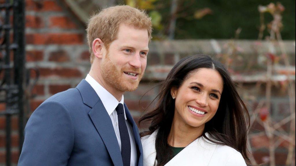 Prins Harry en Meghan doen afstand van koninklijke titels