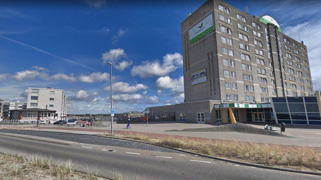 Het Center Parcs strandhotel is afgehuurd voor de Grand Prix in Zandvoort.