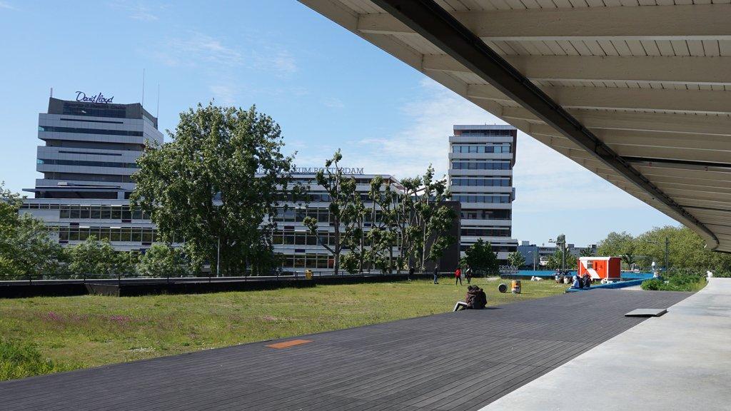 Luchtpark Hofbogen.