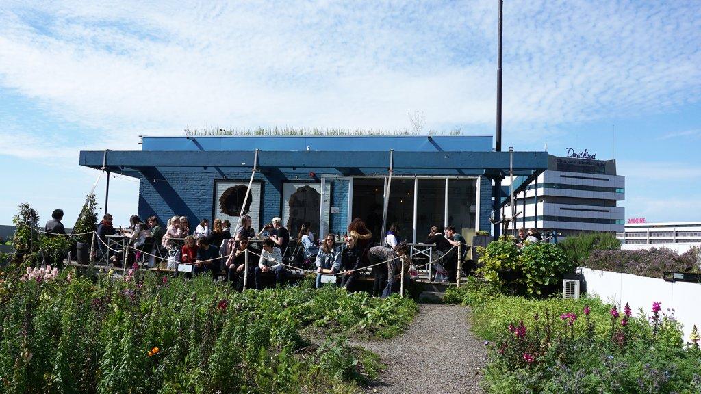 DakAkker en restaurant Op Het Dak.