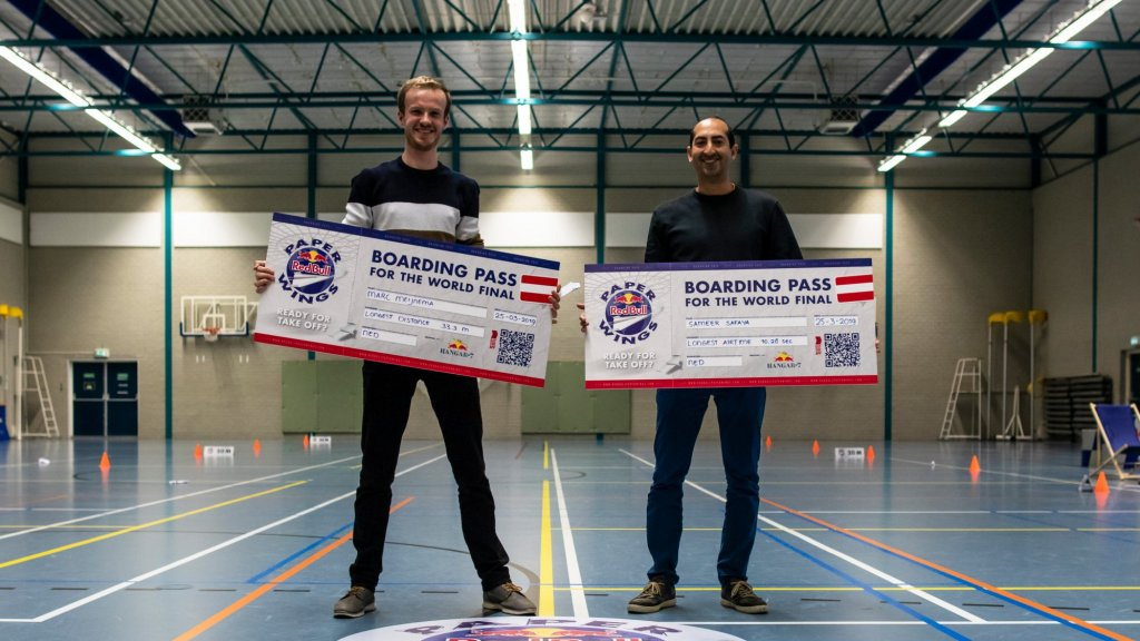 Marc Meijnema (links) en Sameer Safaya