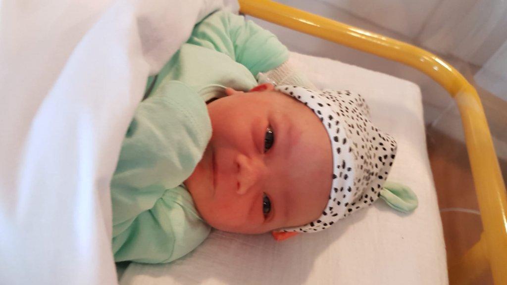 Eerste baby Duncan geboren in Boxtel