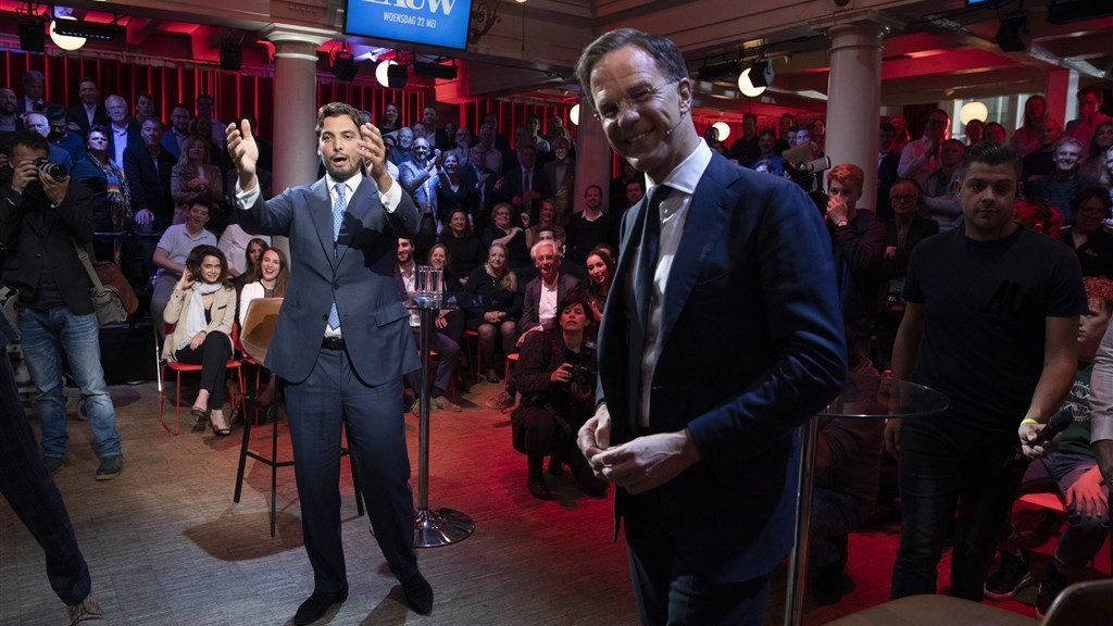 The debate between Mark Rutte and Thierry Baudet proves that you should not vote
