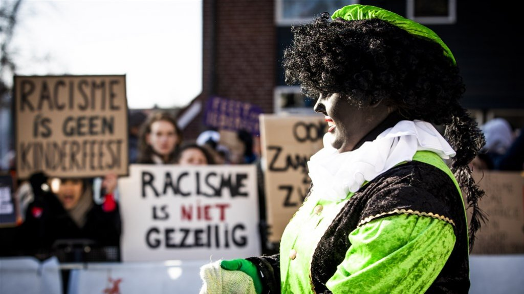 Kick Out Zwarte Piet Naar Malieveld Den Haag Rtl Nieuws