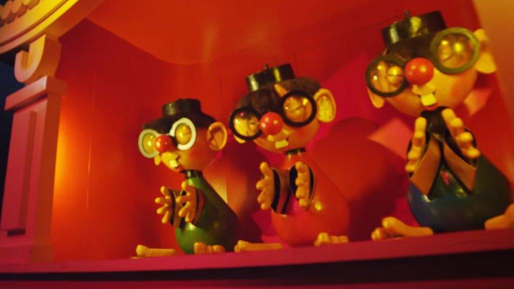Zo zagen de Chinese poppen er eerst uit