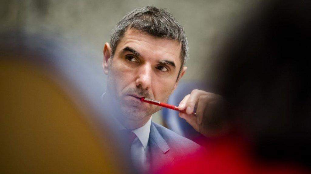 Paul Blokhuis, staatssecretaris van Volksgezondheid