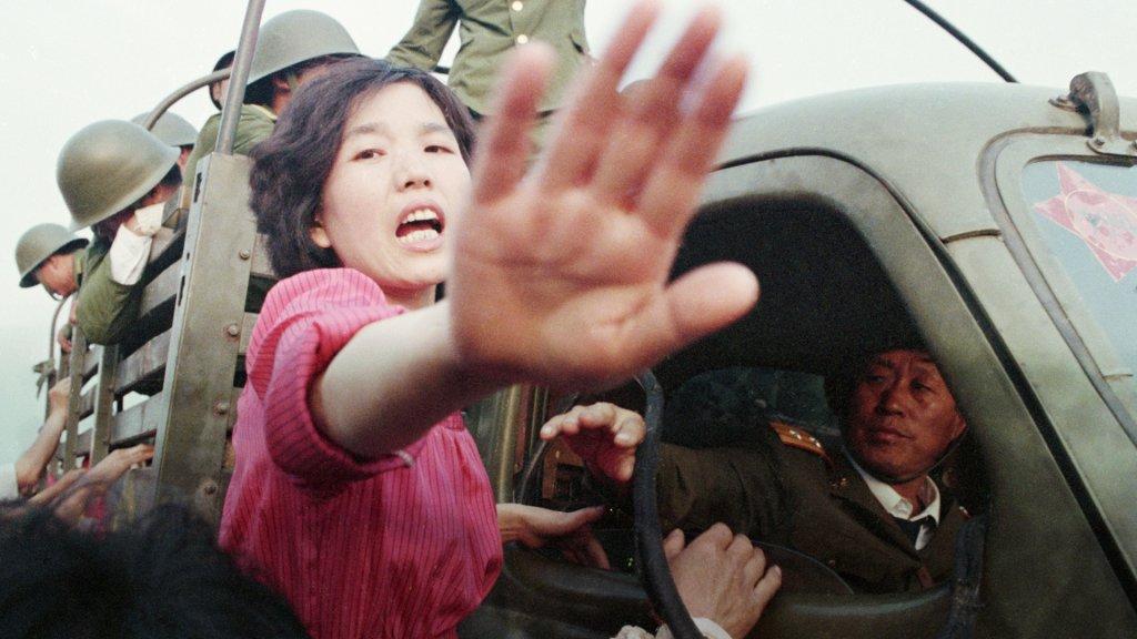 In China kun je niet vrijuit spreken over wat er op 5 juni 1989 is gebeurd.