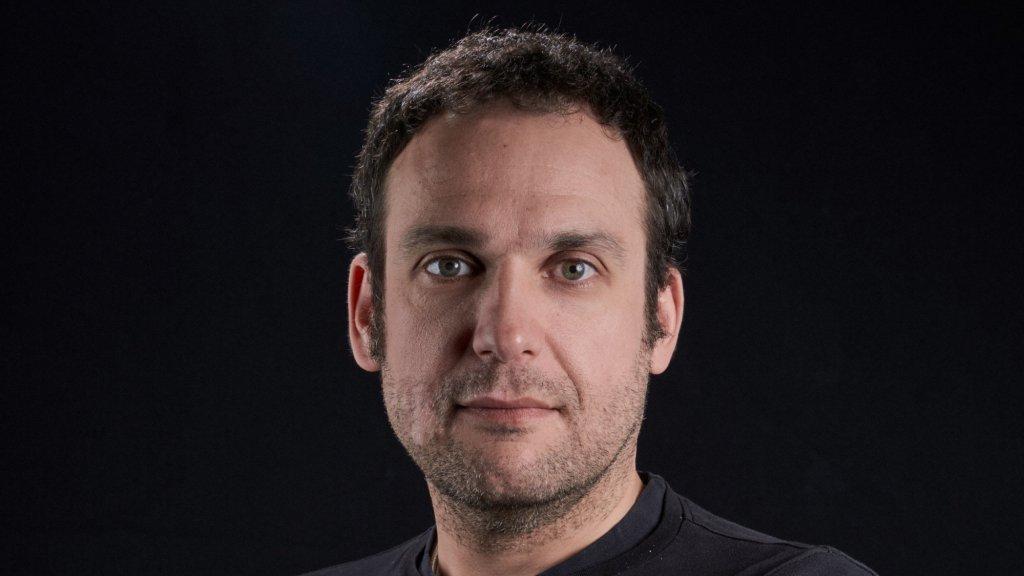 Producer Michele Caletti