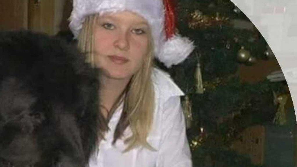 Mandy met kerst