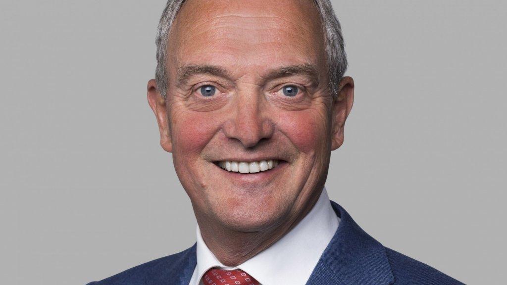 Ed Keizer, hoofdtrainer bij Kenneth Smit