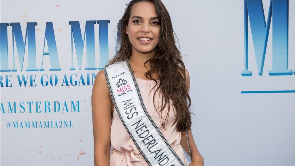 Rahima Dirkse, Miss Nederland 2018.