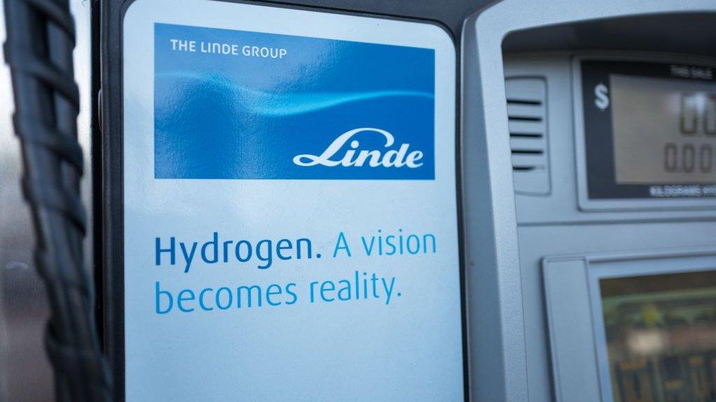 Onder meer energiebedrijven Shell, BP en Linde doen mee.