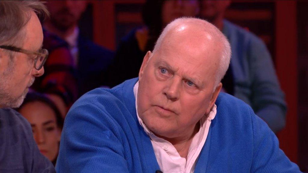 Sytze van der Zee in een eerder gesprek bij RTL Late Night.