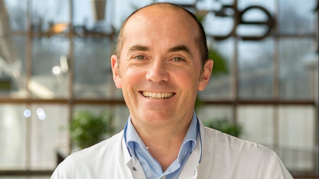 Chirurg Paul Depauw.