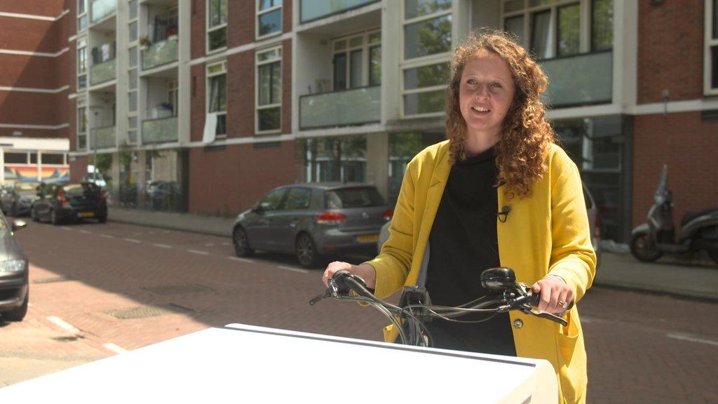 Roos Wassenberg, arts bij Thuisvaccinatie.nl.