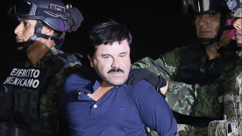 Levenslang voor drugscrimineel El Chapo