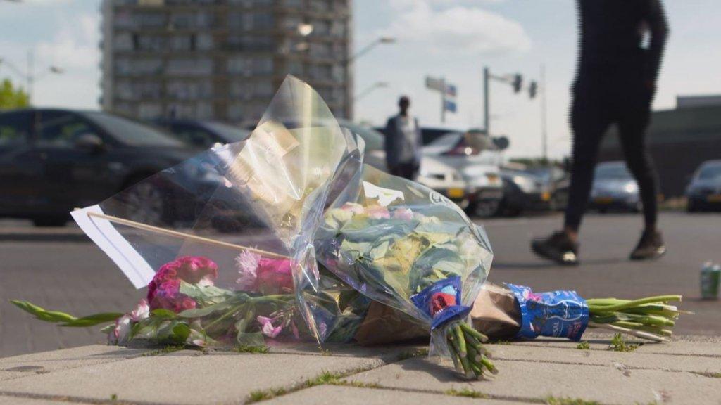 Familielid doodgeschoten Balentien: 'Hij voelde het aankomen'