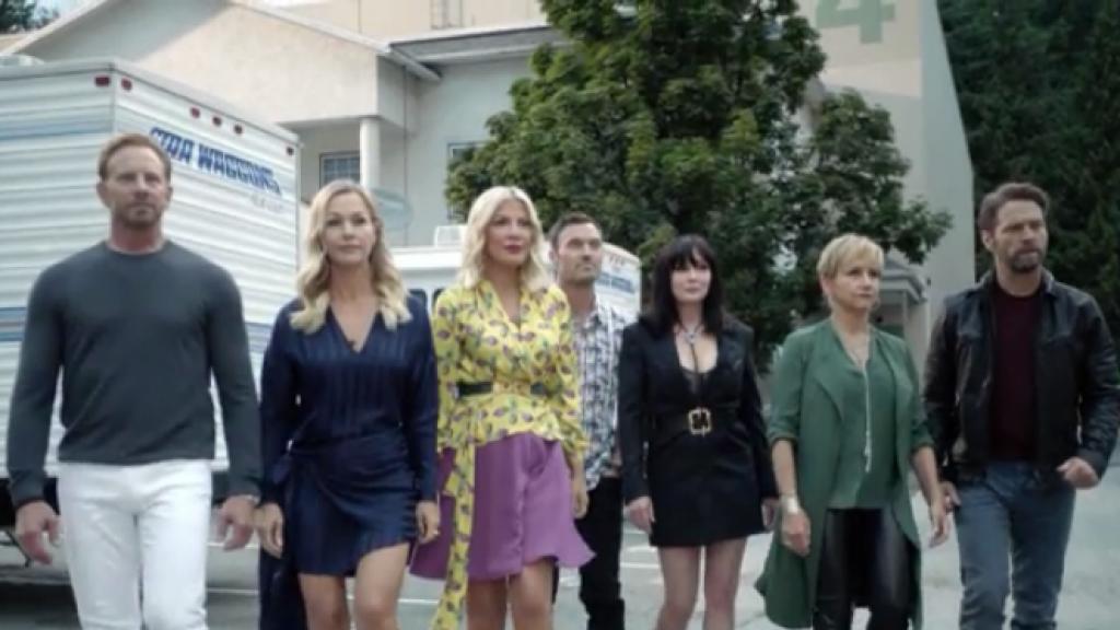 Beverly Hills 90210 keert terug, maar wel in een nieuw jasje