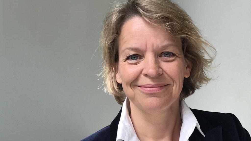 Nicole Schraven, manager design bij Catawiki.