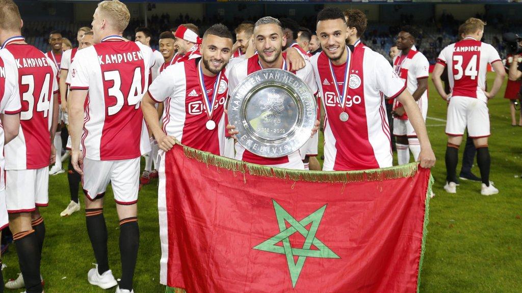 Labyad werd vorig seizoen kampioen met Ajax maar mag na één seizoen al weer vertrekken uit Amsterdam.