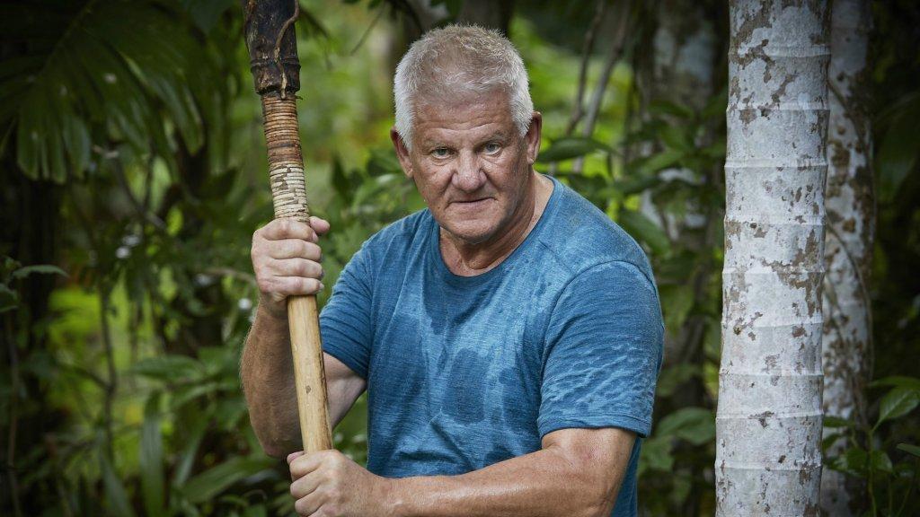 Jaap van Deurzen, oftewel Jungle Jack.