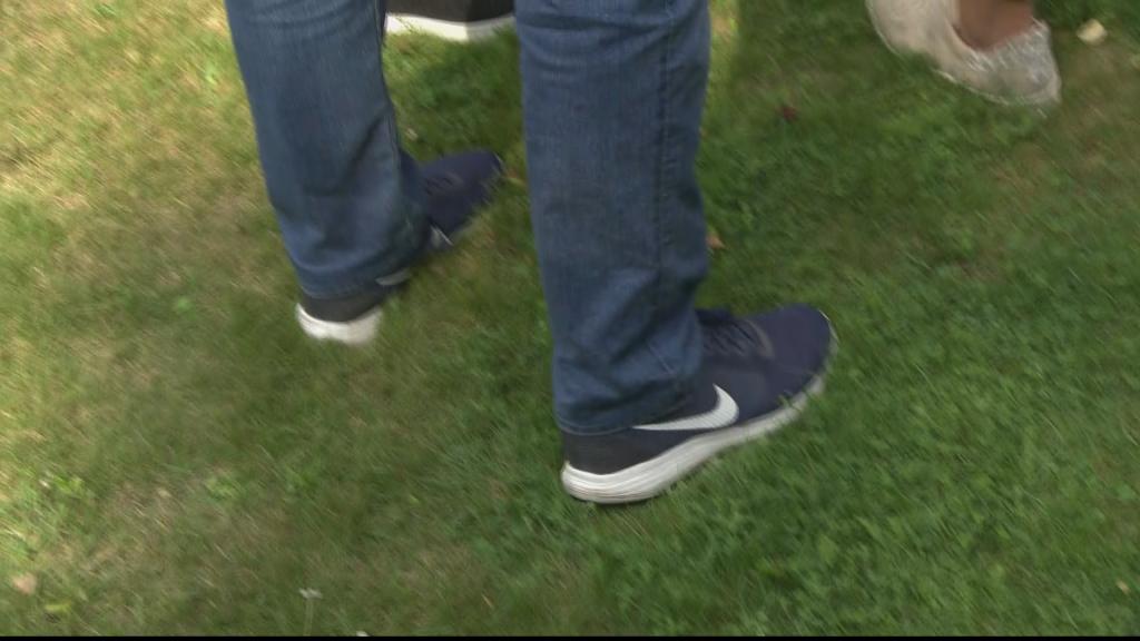 De Nikes van minister Ferd Grapperhaus