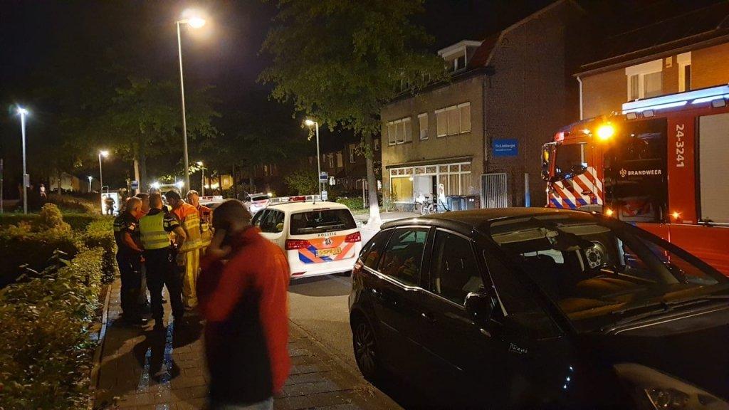 Verwarde man in Hoensbroek veroorzaakt gasexplosie in huis