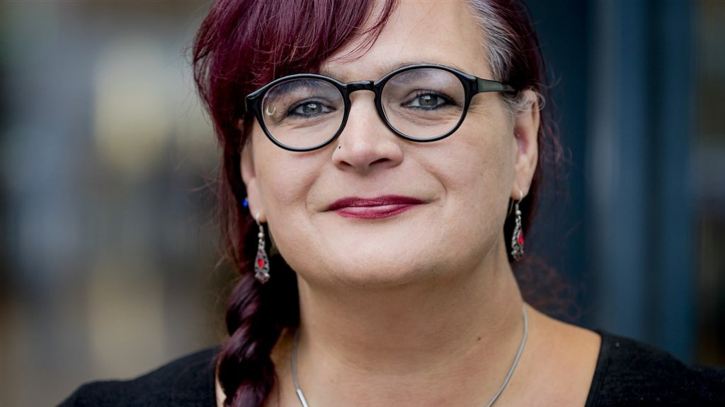 Astrid Oosenbrug van COC