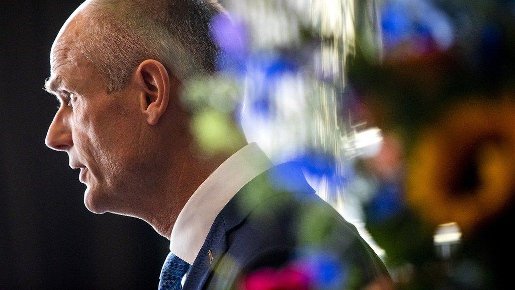 Minister Stef Blok van Buitenlandse Zaken is de Nederlandse 'designated survivor' tijdens Prinsjesdag.