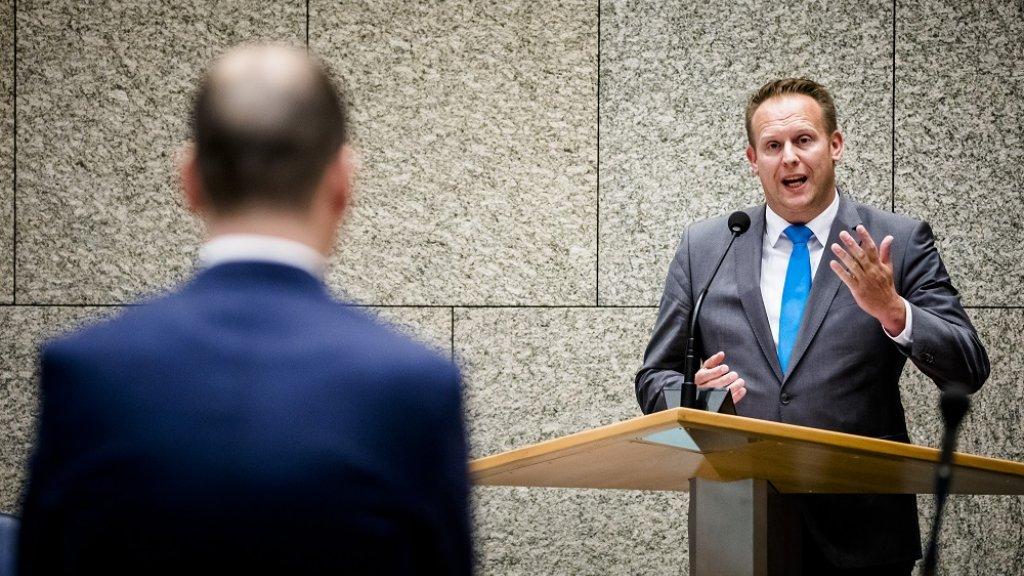 Pieter Heerma van het CDA.