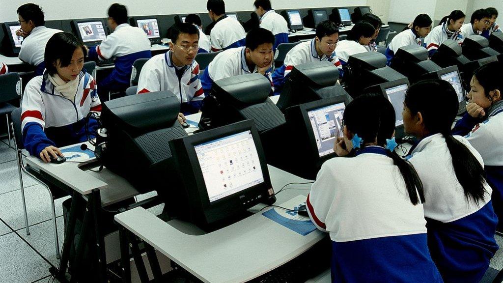 Op sociale media schrijven veel Chinese jongeren anoniem hoe ze zich voelen.