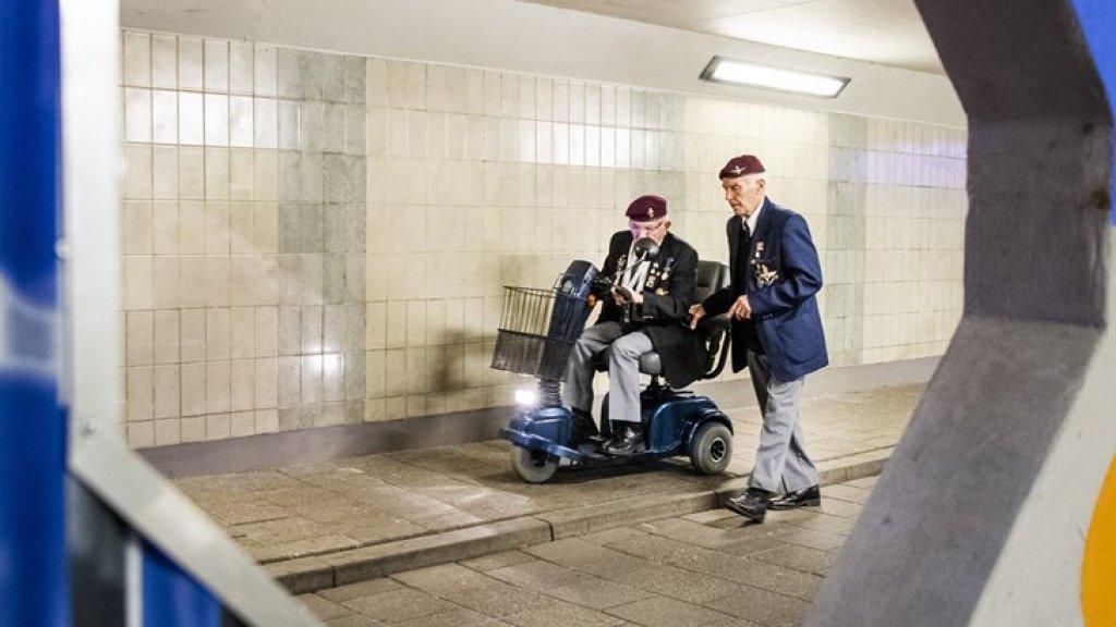 Britse veteranen geweigerd bij Airborne-herdenking Arnhem