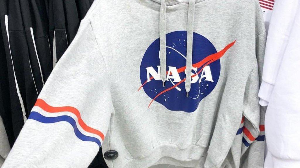 Een NASA-item van H & M.