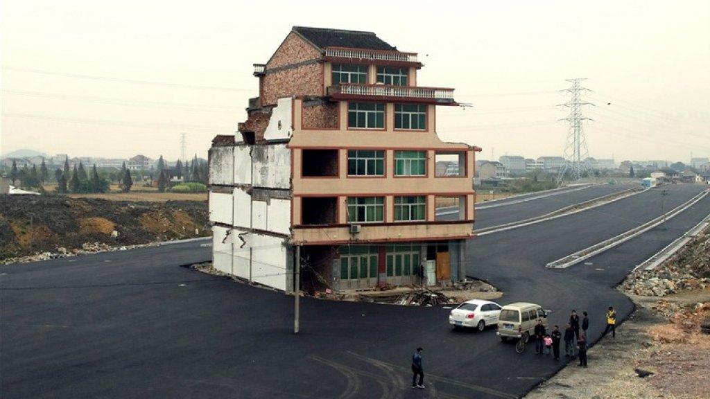 Dit huis werd in 2012 uiteindelijk gesloopt.