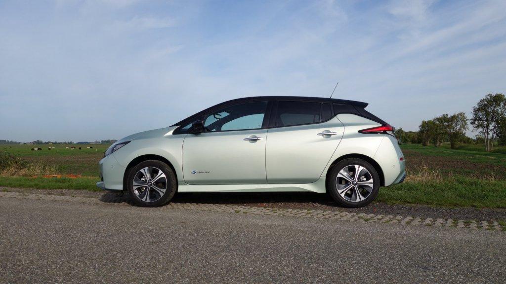 Nieuwe Nissan Leaf e+