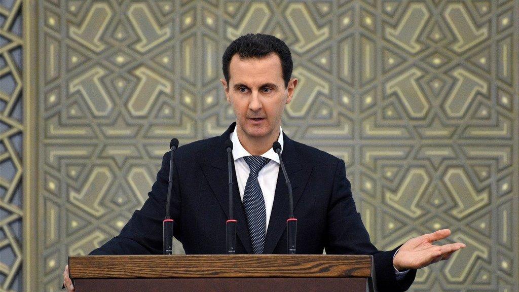 De Syrische president Assad wil de controle over het hele land terugkrijgen