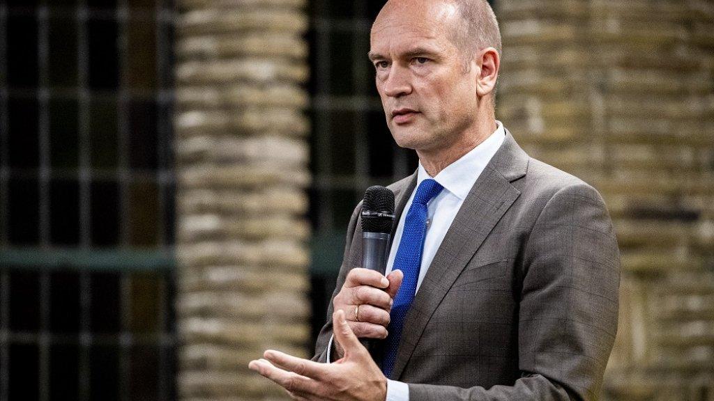 CU-voorman Gert-Jan Segers