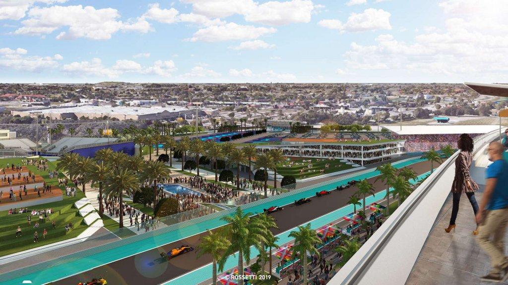 Een impressie van de GP van Miami