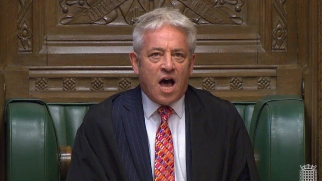 Order! ORDER! John Bercow groeit uit tot een van de sterren in de Britse politiek. De markante parlementsvoorzitter moet alle zeilen bijzetten om orde te houden. Want drie jaar lang slaagt het lagerhuis er niet in om een brexit-besluit te nemen.