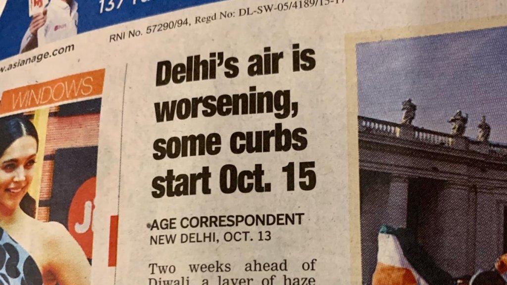 Lokale kranten schreven eerder deze week over de toenemende problemen.