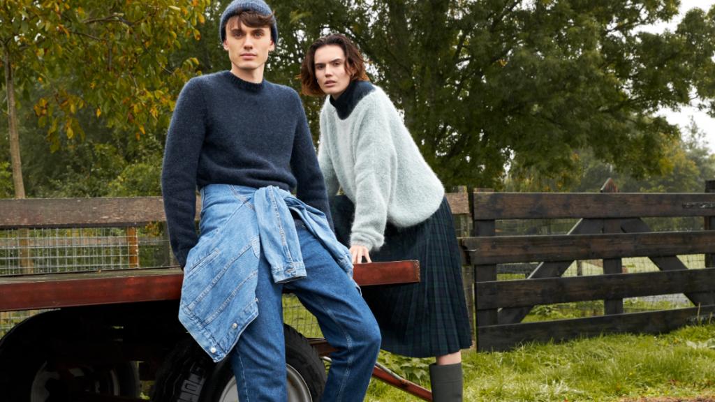 Deze trui van Nederlands schapenwol zou 400 euro moeten kosten.