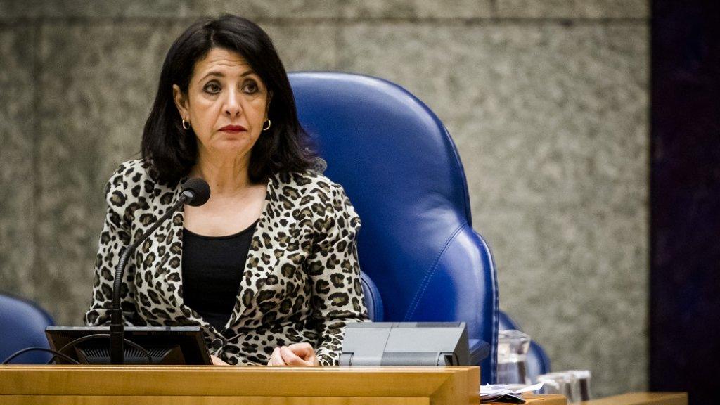 Kamervoorzitter Arib uitte al vaak haar ergernis.
