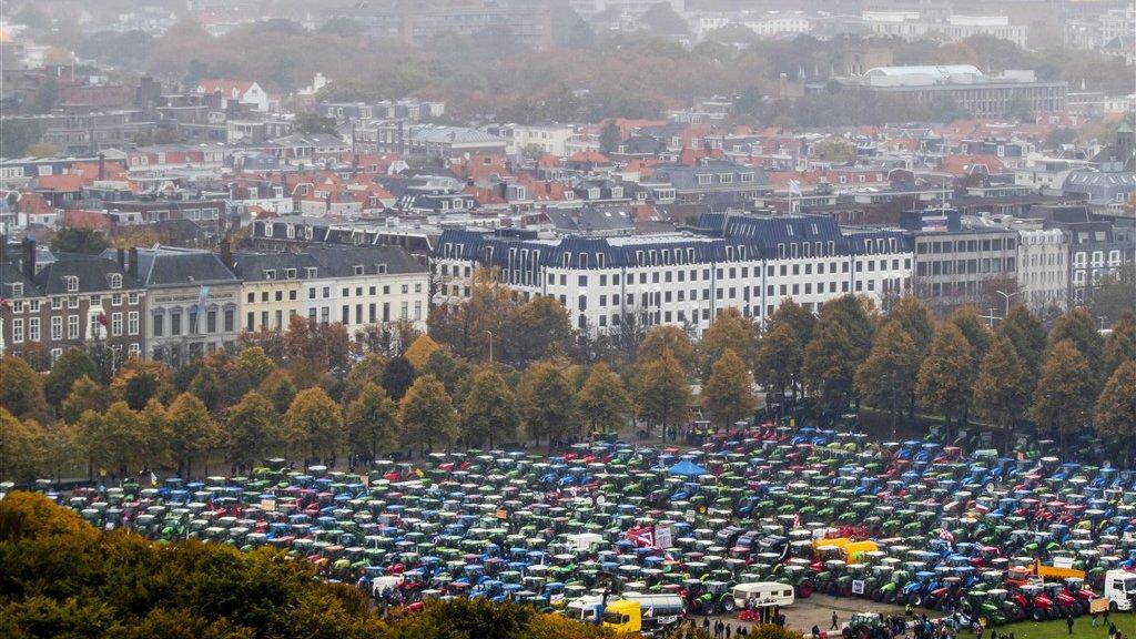 Image result for boeren stikstof crisis