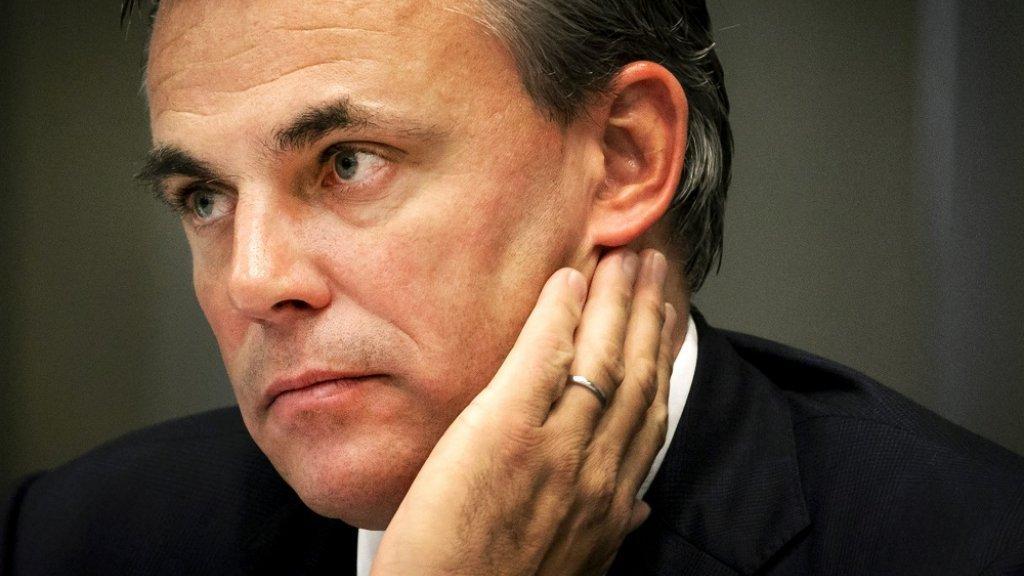Voormalig staatssecretaris Mark Harbers